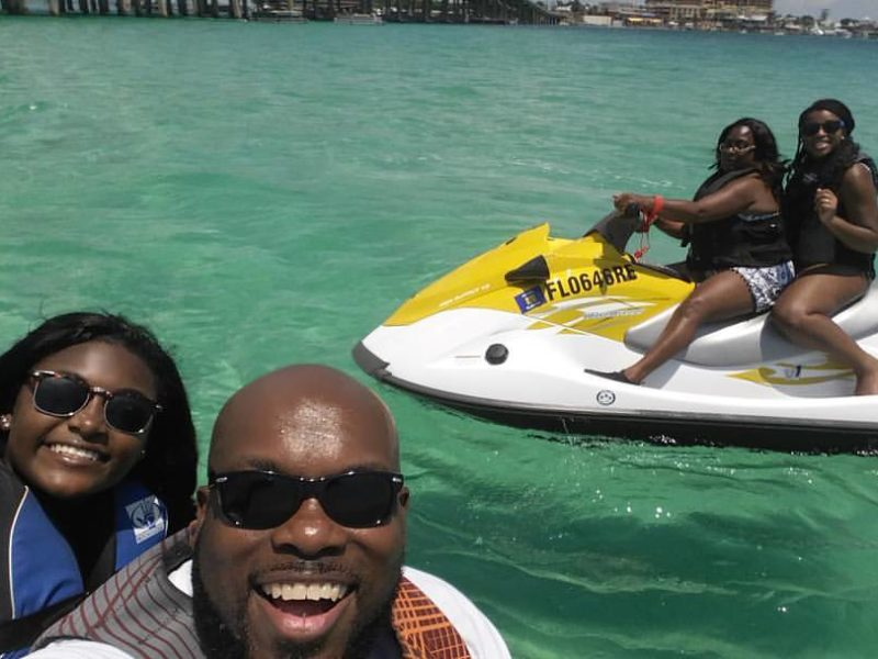 Want to go fast? Rent a jet ski at Dockside!