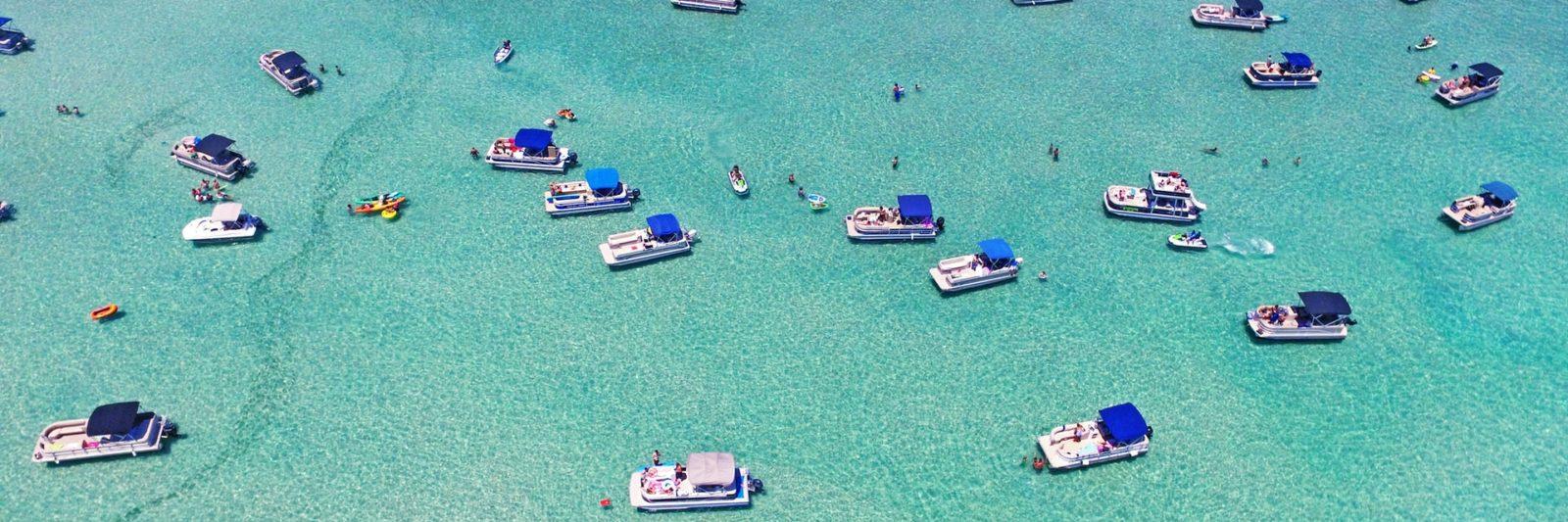 crab island destin florida